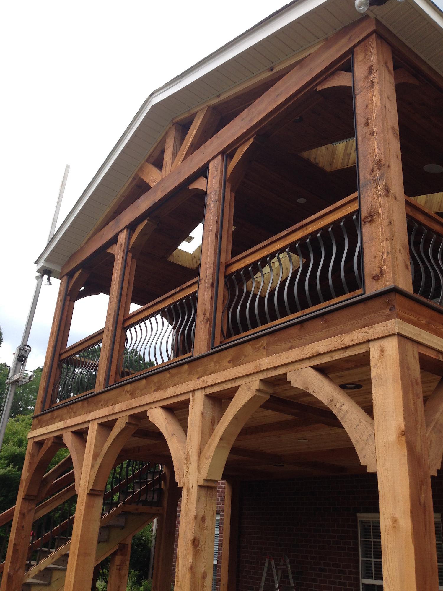 Deck & timber