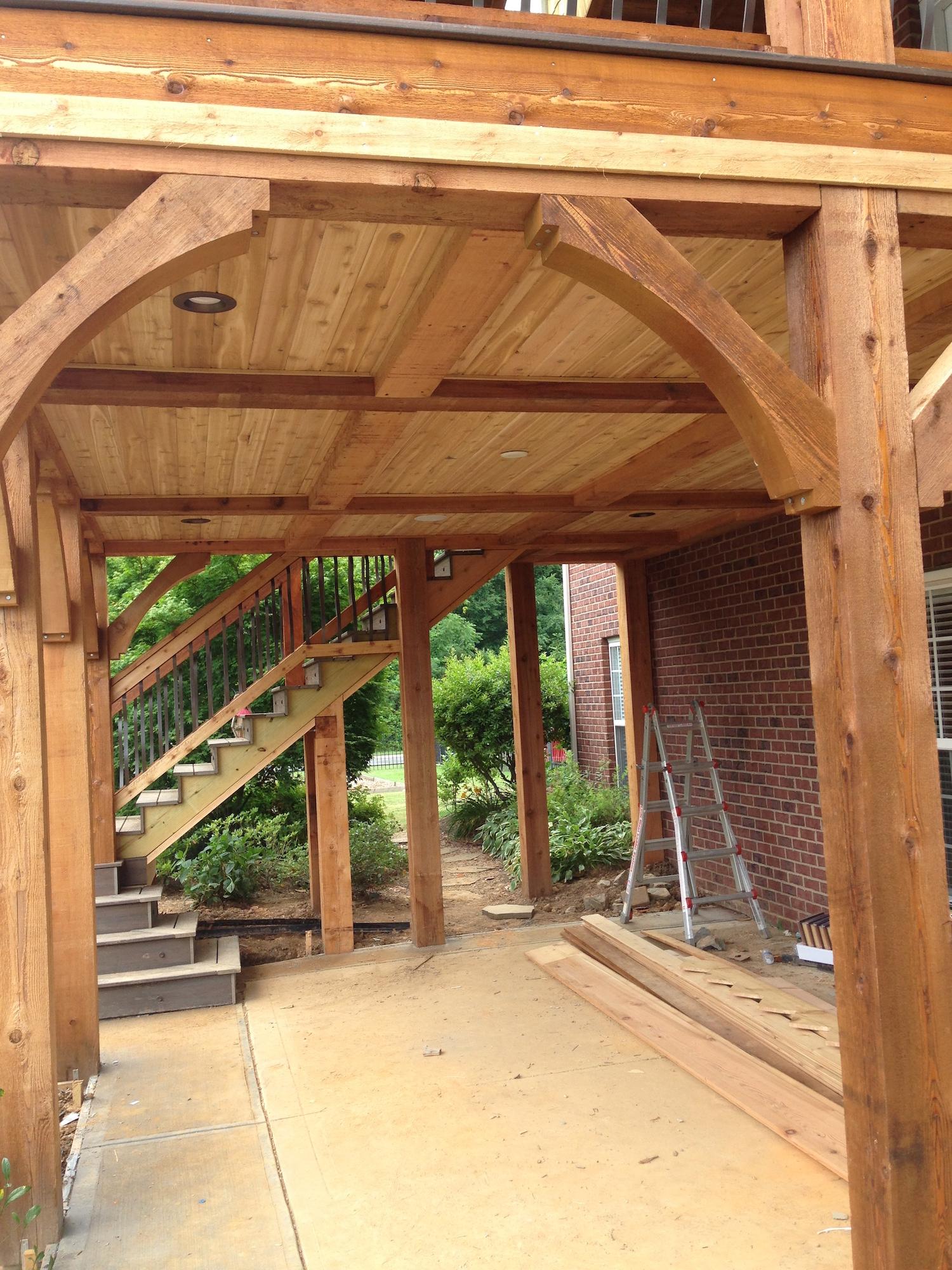 Deck & timber2